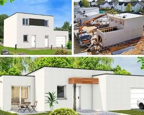 TéHO maison modulaire Bretagne