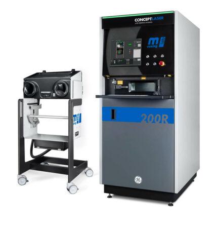 Mlab cusing 200R Concept Laser - Metal