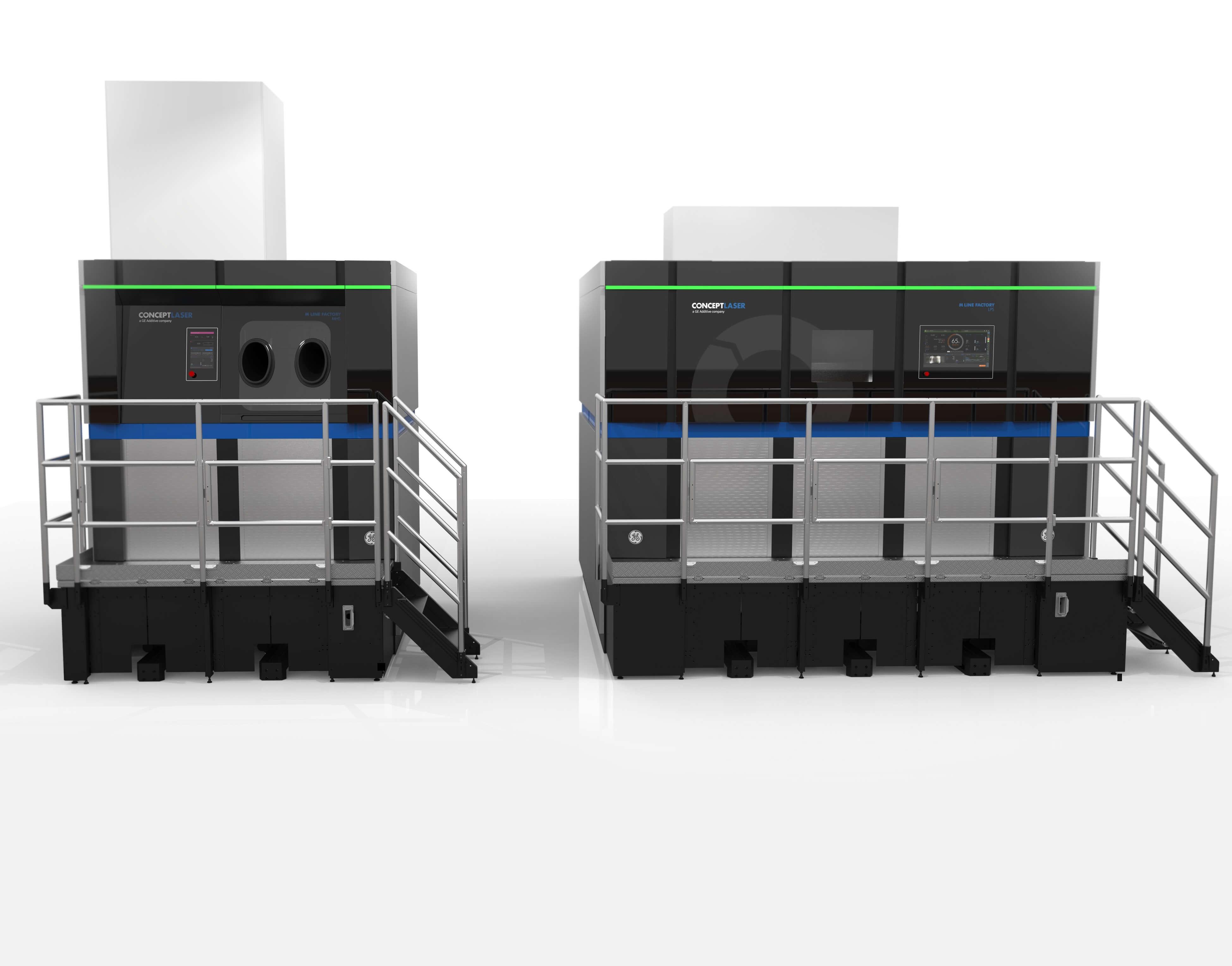 M LINE FACTORY Concept Laser - 3D printers