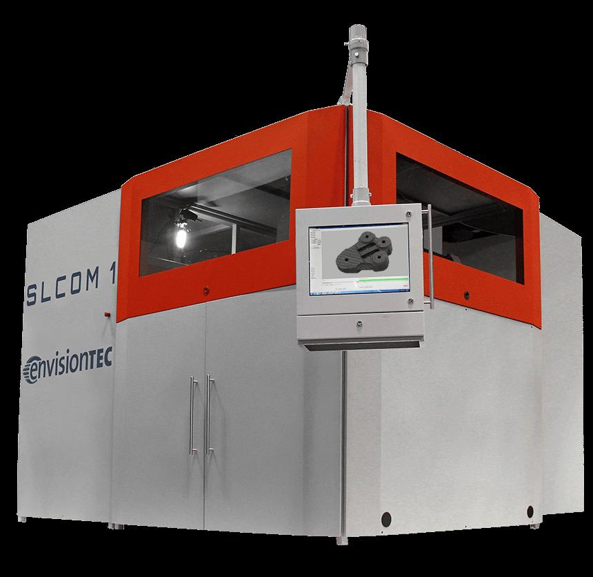 SLCOM 1 EnvisionTEC - 3D printers