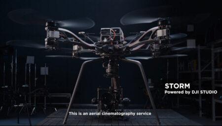 Storm DJI - Drones