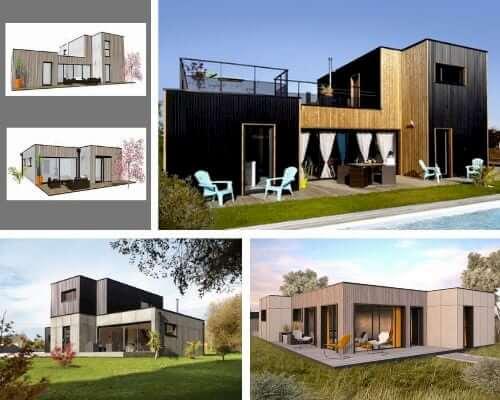 e-loft constructeur de maison modulaire Normandie Bretagne
