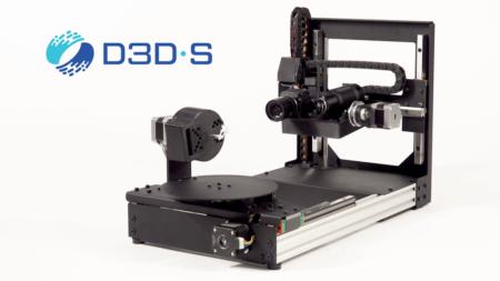 3D Jewelry Scanner D3D-s - 3D scanners