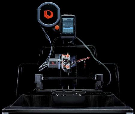 H-Series Diabase - Hybrid manufacturing