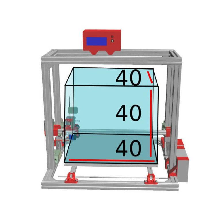 Scalar XL Premium 40 3D Modular Systems - 3D printers