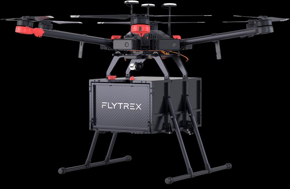 m600 Flytrex - Drones
