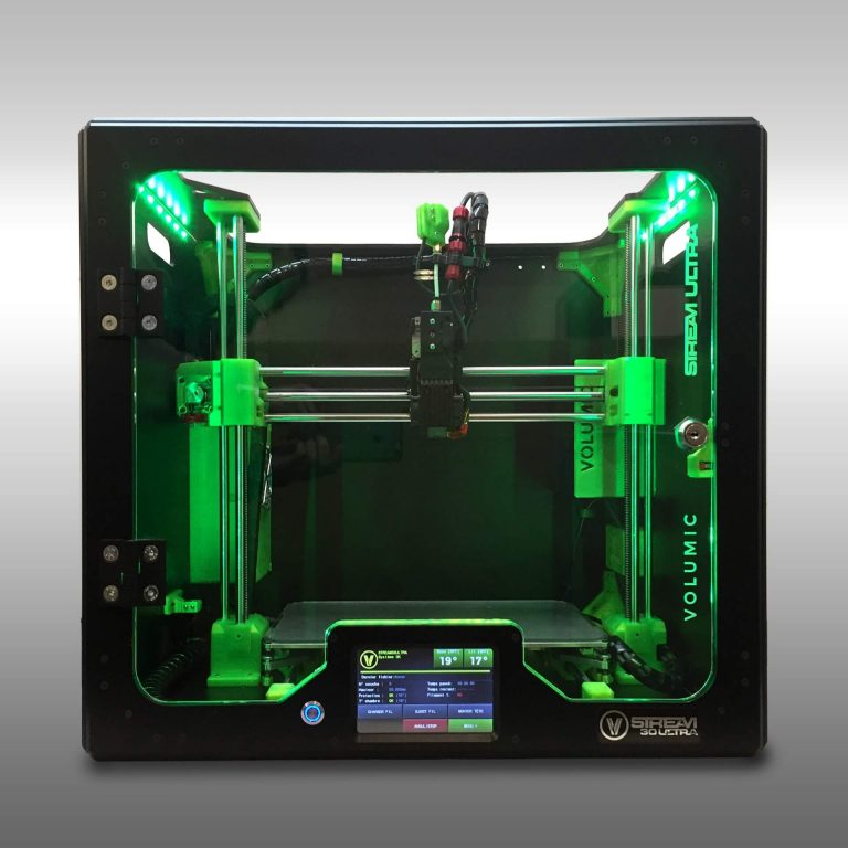 STREAM 30 Ultra Volumic - 3D printers