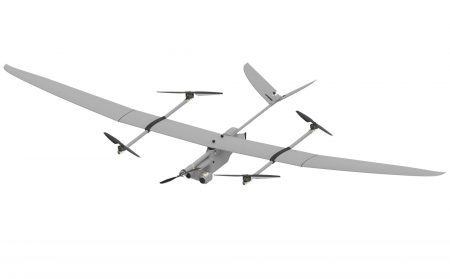EOS mini VTOL UAS Threod Systems - Drones