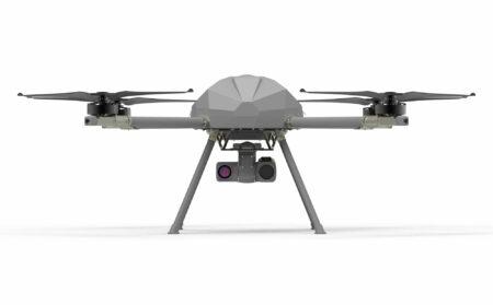 KX-4 LE TITAN Threod Systems - Drones