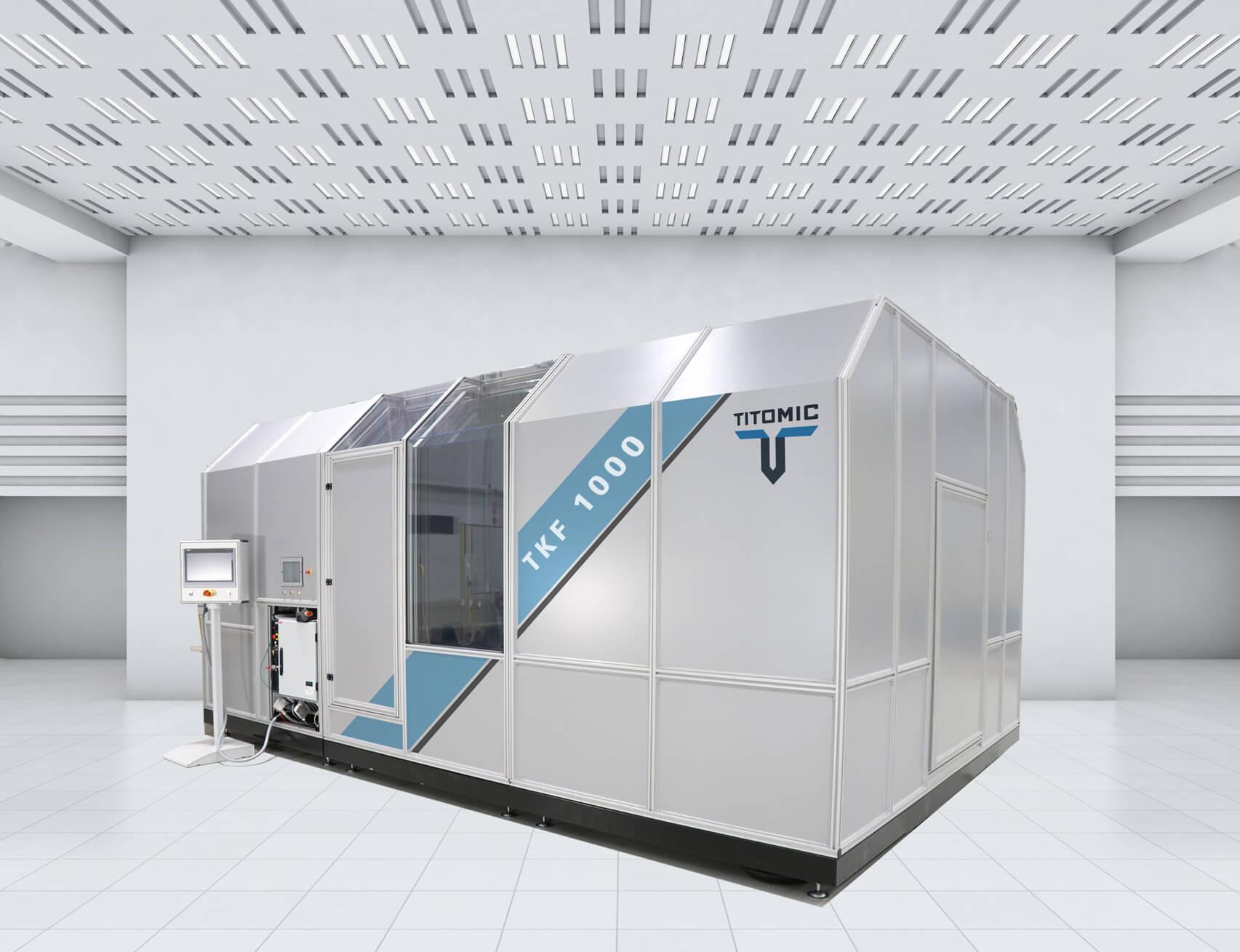 TKF1000 Titomic - Metal