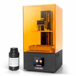Longer3D Orange 30 imprimante 3D résine LCD budget