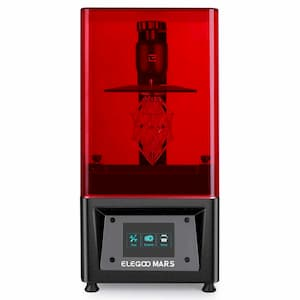 Elegoo Mars best resin 3d printer under 500