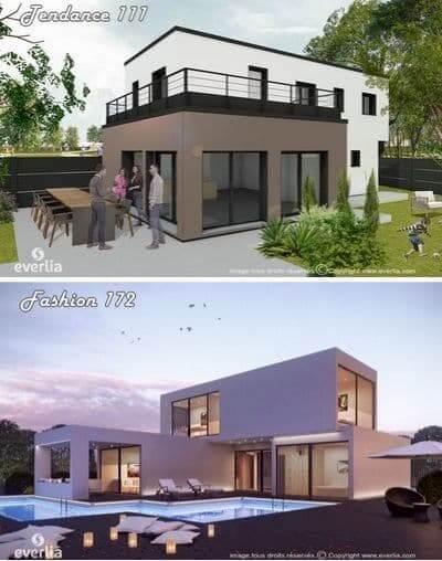 Everlia maison container prix