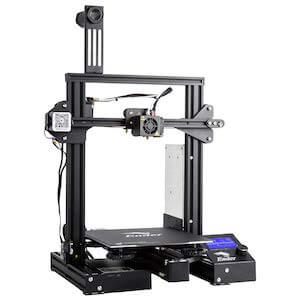 The Creality Ender 3 Pro is one of the best cheap 3D printers under $300.