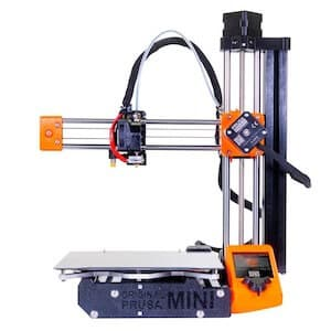 Best 3D printer under $500 Prusa i3 MINI Original Prusa Research