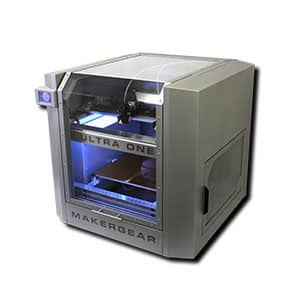 MakerGear Ultra One grande imprimante 3D qualité industrielle
