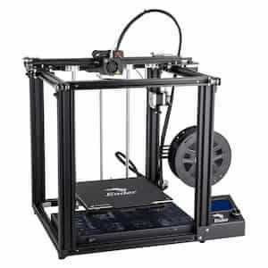 Creality Ender 5 Pro large 3D printer affordable