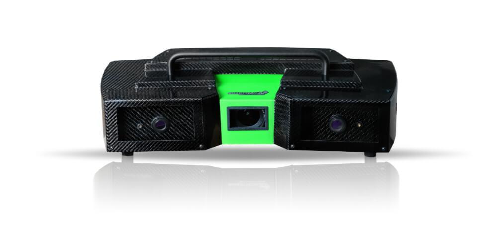 MICRON3D green stereo SMARTTECH - 3D scanners