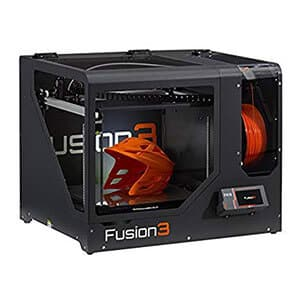 Best large size 3D printer Fusion3 F410
