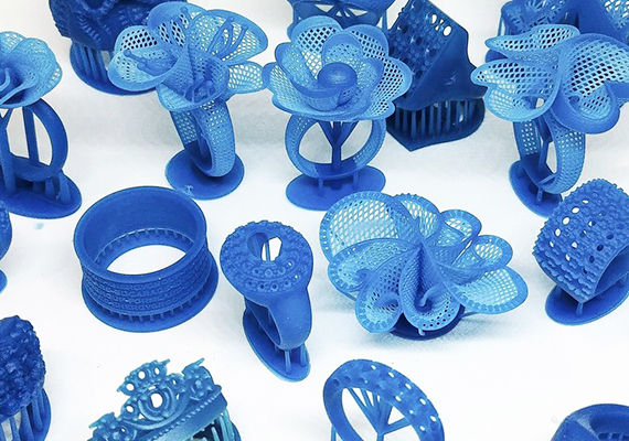 3D printed jewelry: how does it work?