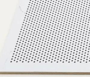 Warping impression 3D plateau d'impression perforé