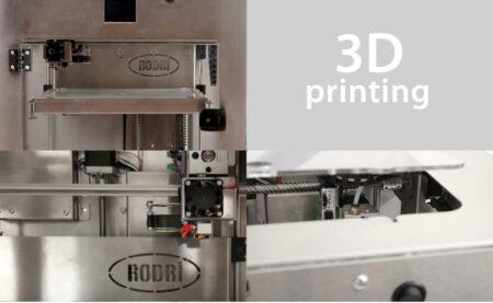Spectrum Rodri - 3D printers