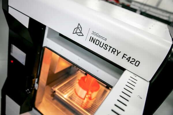 INDUSTRY F420 3DGence - 3D printers