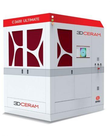 C3600 ULTIMATE 3DCeram - Ceramic, Large format, Resin