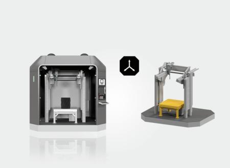 arc403 Gefertec - Hybrid manufacturing, Metal