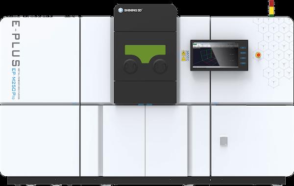 EP-M250 Pro Shining 3D - 3D printers