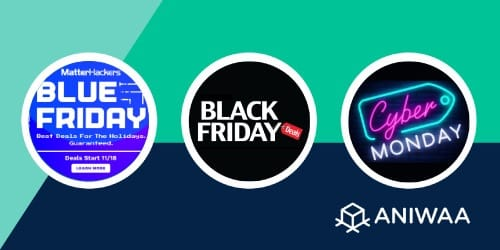 Black Friday 3D printer deals 2019 Cyber Monday