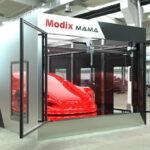 Modix MAMA Personal Car Fabricator