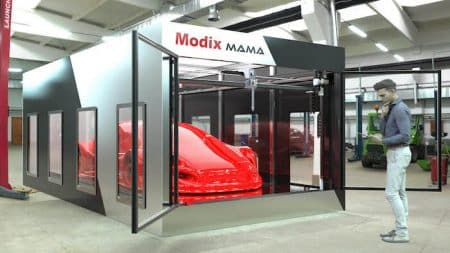 MAMA Modix - Large format