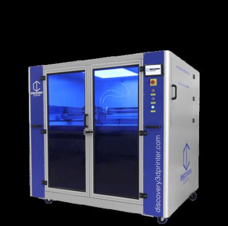 Discovery CNC Barcenas - 3D printers