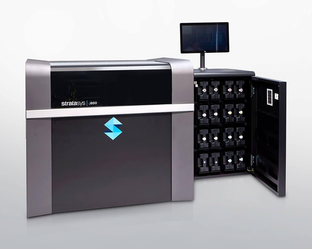 J835 Stratasys - 3D printers