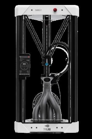 DeltiQ 2 TRILAB - 3D printers