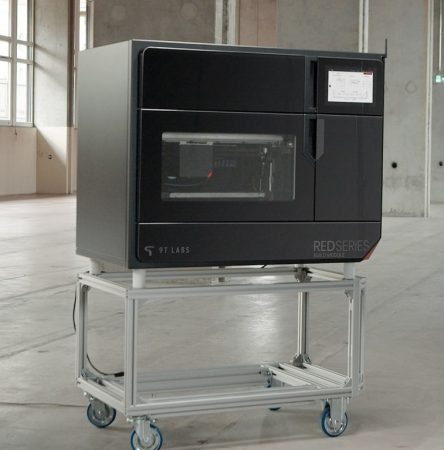 Red Series 9T Labs - Continuous fiber, High temp