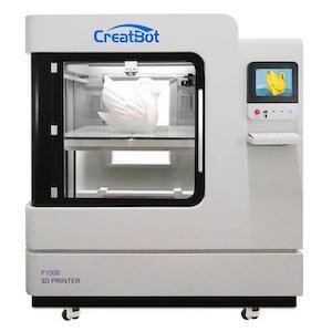 très grande imprimante 3D Creatbot F1000