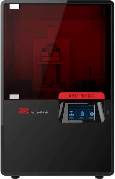 XYZprinting PartPro120 xP