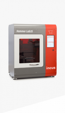 Hammer Lab35 Incus - Large format, Metal, Resin