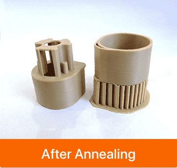 Direct Annealing System CreatBot PEEK-300