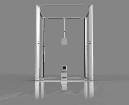Scanatic™ 360 Body Scanner TG3D Studio - Body scanning
