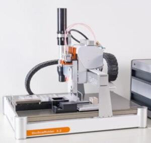 GeSim BioScaffold Printer BS3.2
