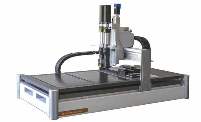 BioScaffold Printer 5.1/E GeSim - Bioprinting