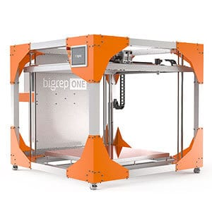 BigRep ONE V3 imprimante 3D avec très grand volume d'impression