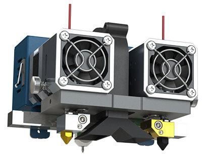 CreatBot F430 dual extruder