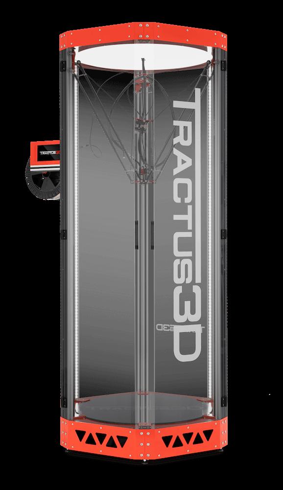 Tractus3D T2000