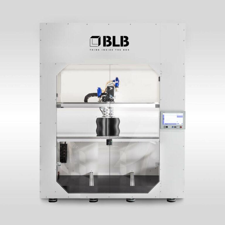 THE BOX Large BLB Industries - 3D printers