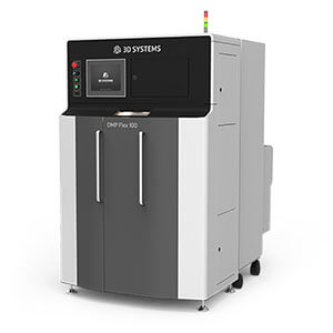 3D Systems DMP FLEX 100 3D metal printer