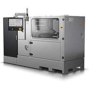 Digital Metal DM P2500 meilleure imprimante 3D métal